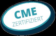 CME zertifiziert